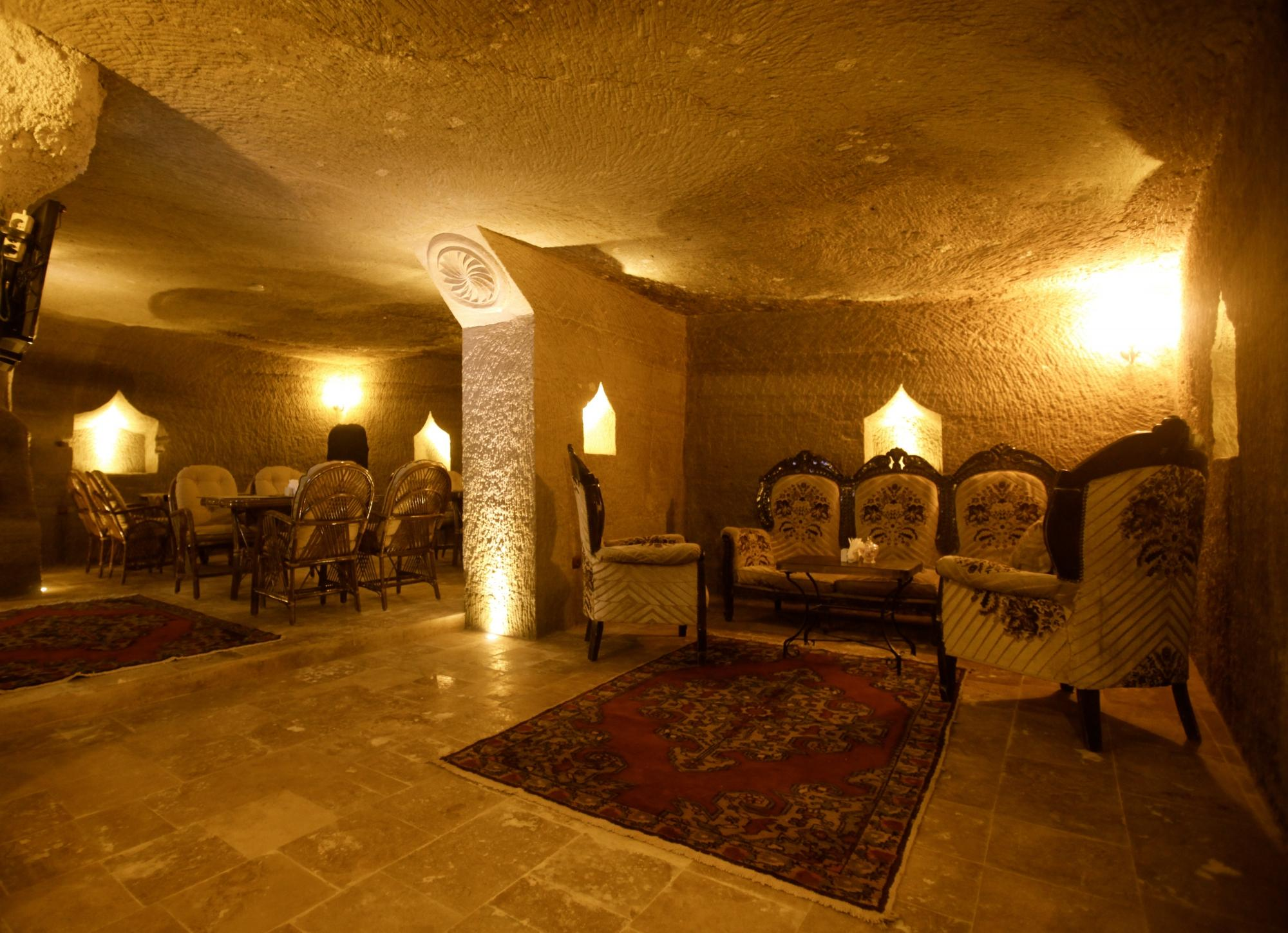 Aydinli Cave House Unusual Hotel