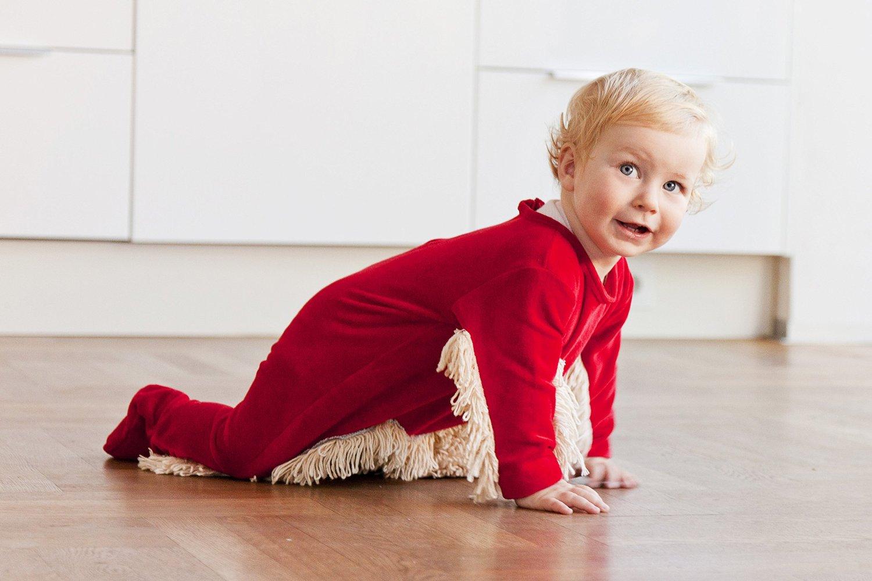 Baby Mop – weird invention