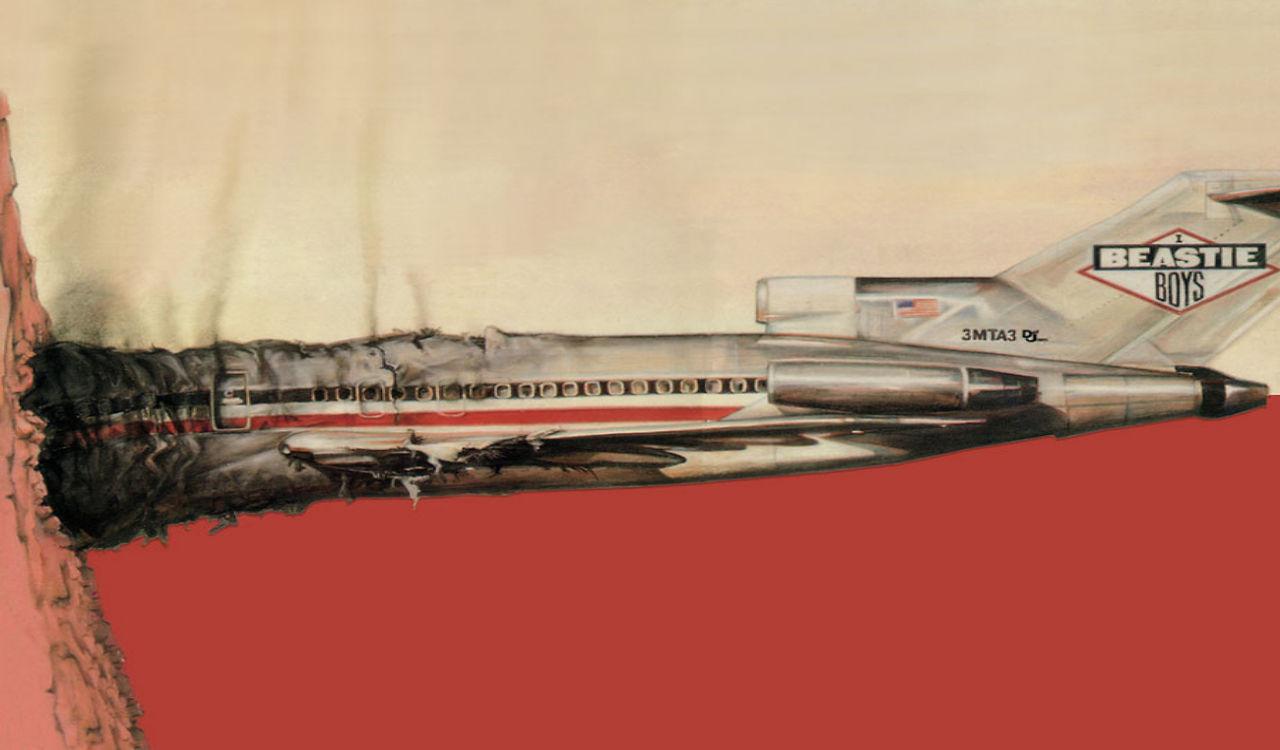 Beastie Boys – License To Ill – album cover