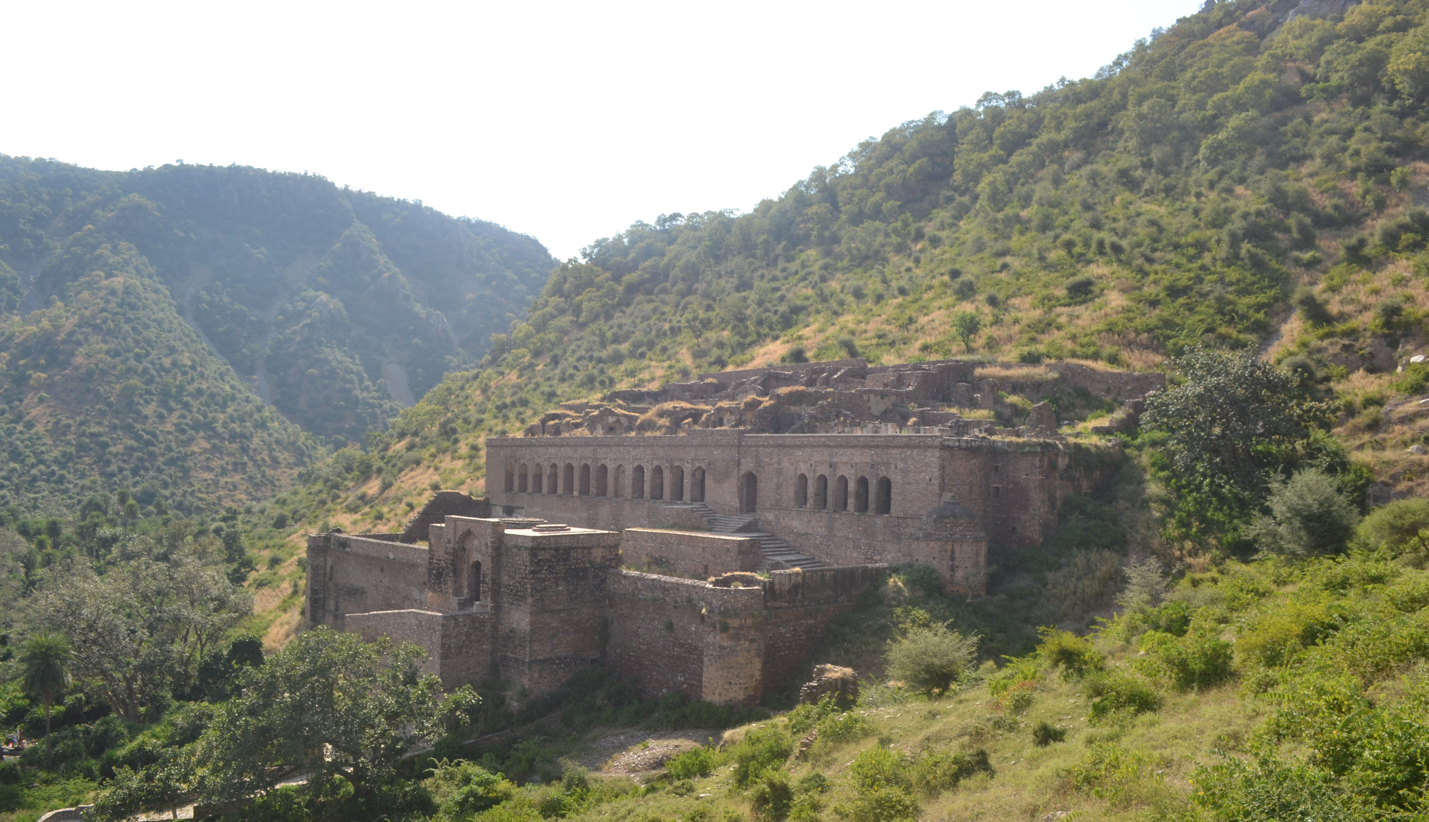 Bhangarh Fort – haunted place