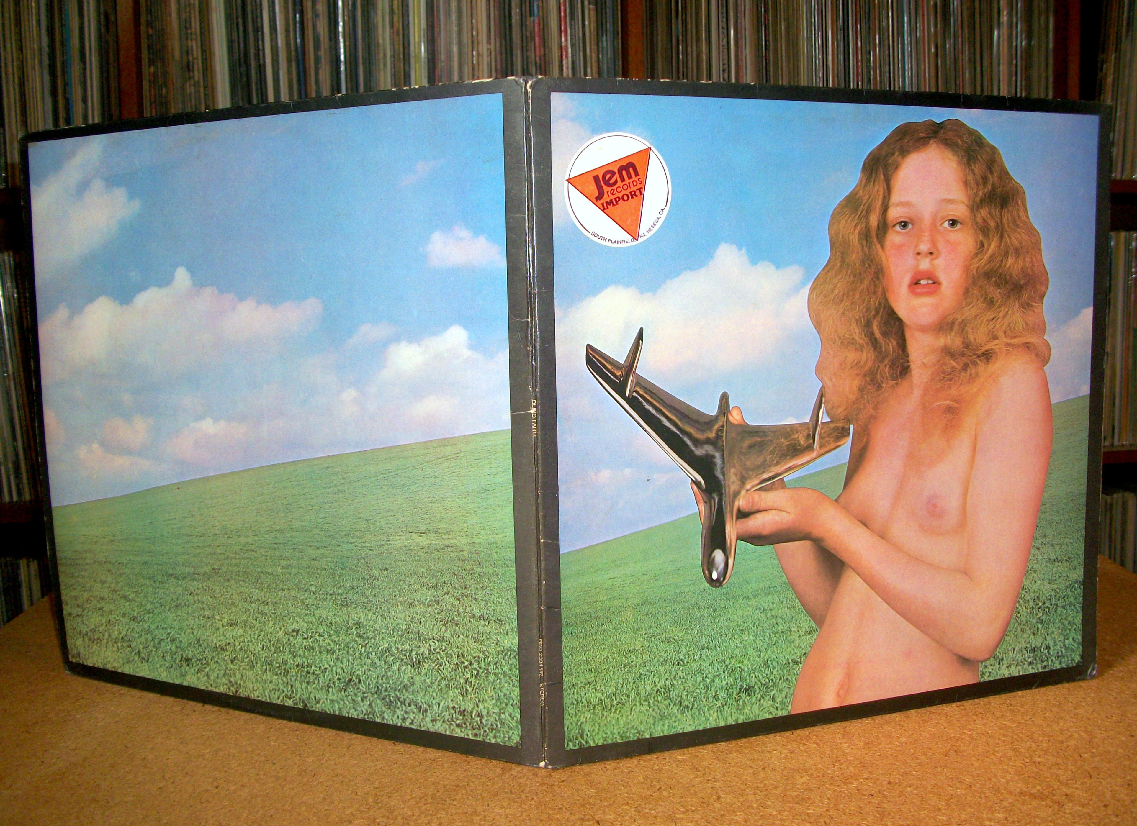 Blind Faith – Blind Faith – album cover