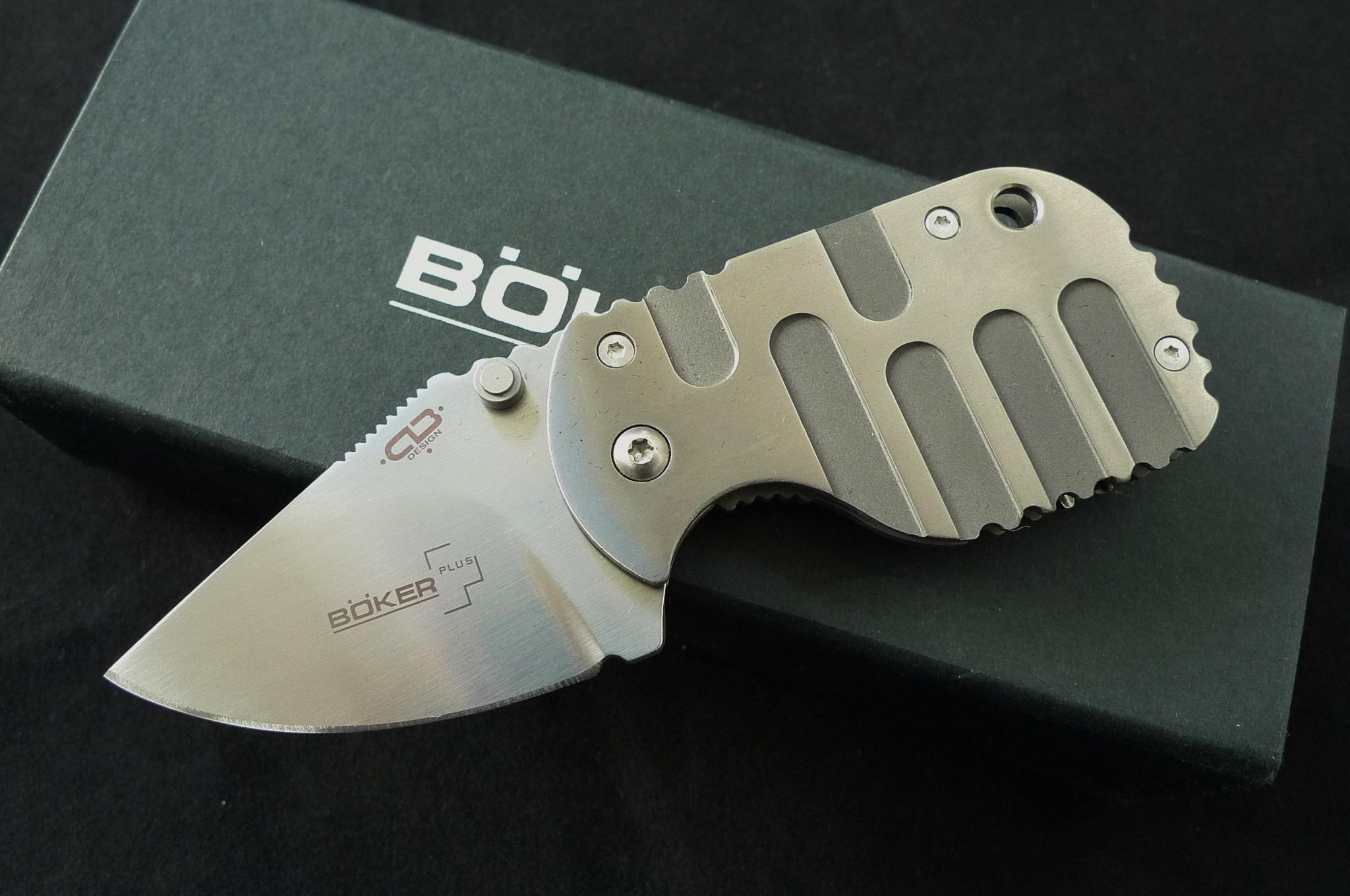 Boker Plus Subcom Titan – edc knife