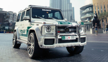 Hot Pursuit: World's 18 Wildest Police Cars