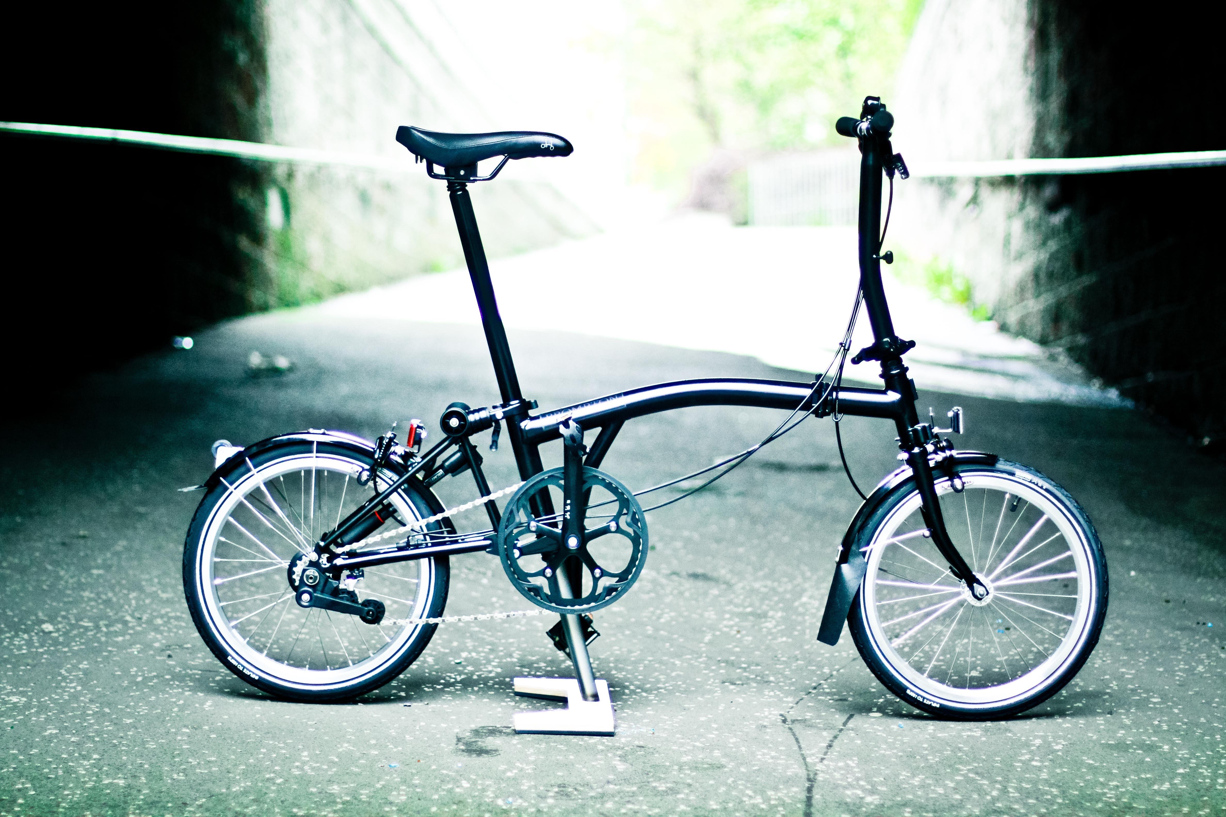 Brompton The Bike – single speed