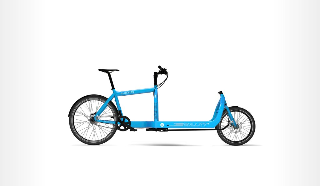 Bullitt Cargo Bike Single Speed