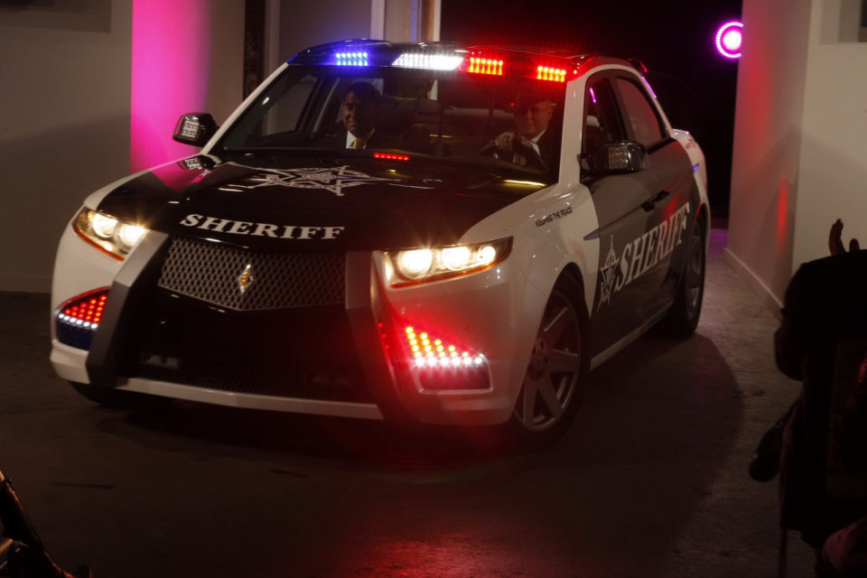 Dubai Police Cars >> Hot Pursuit: World's 18 Wildest Police Cars