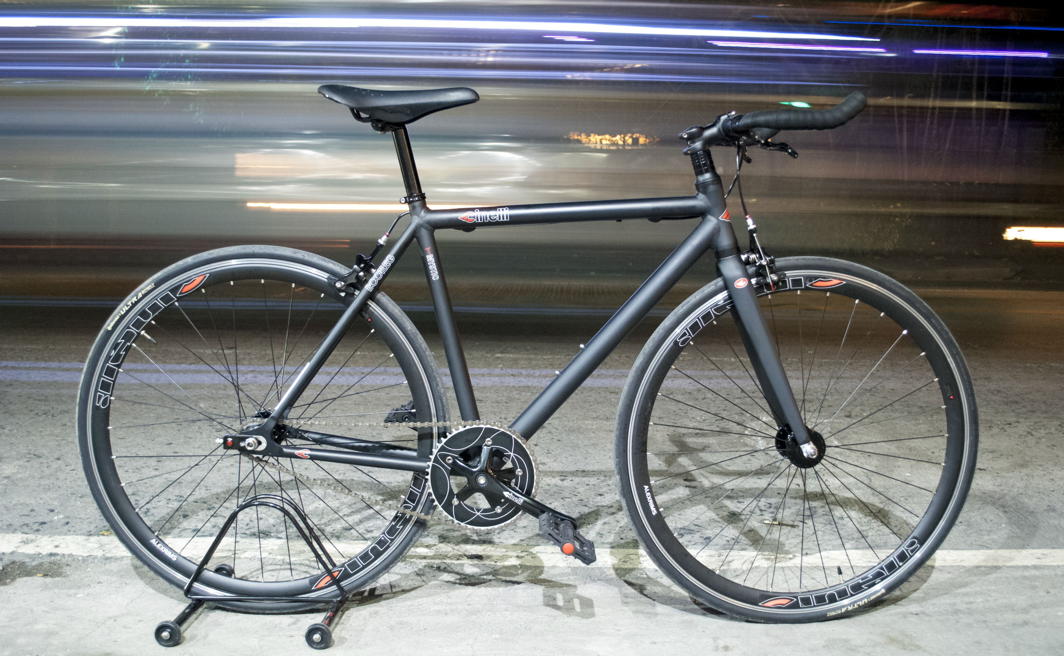 Cinelli Bootleg Mystic – single speed bike