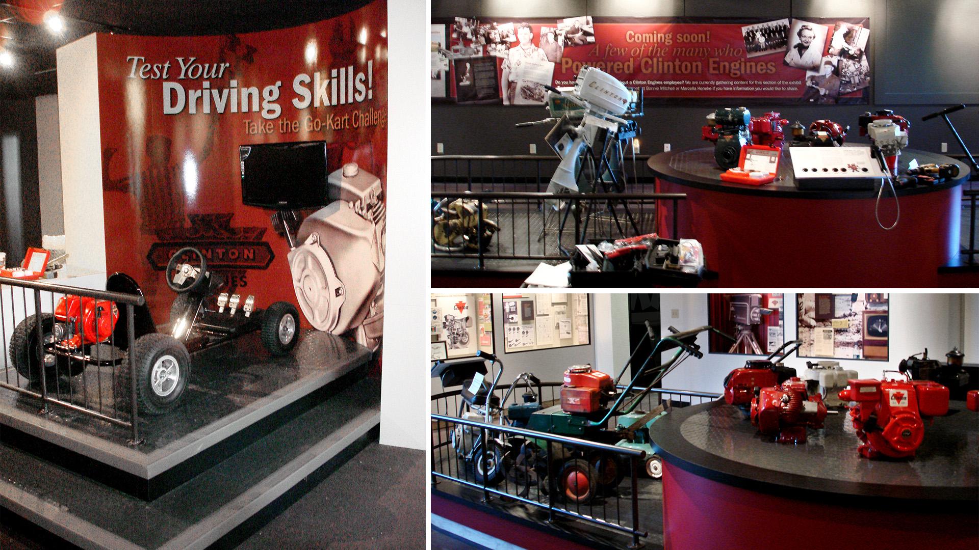 Clinton Engines – fun museum