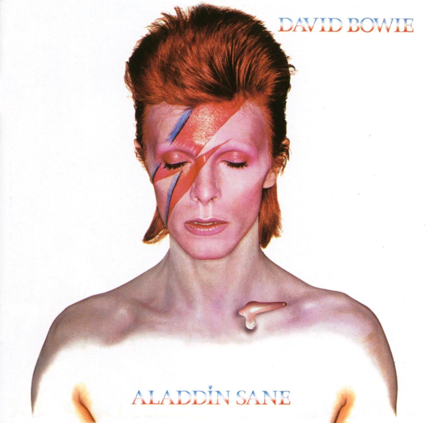 David Bowie – Aladdin Sane – album cover