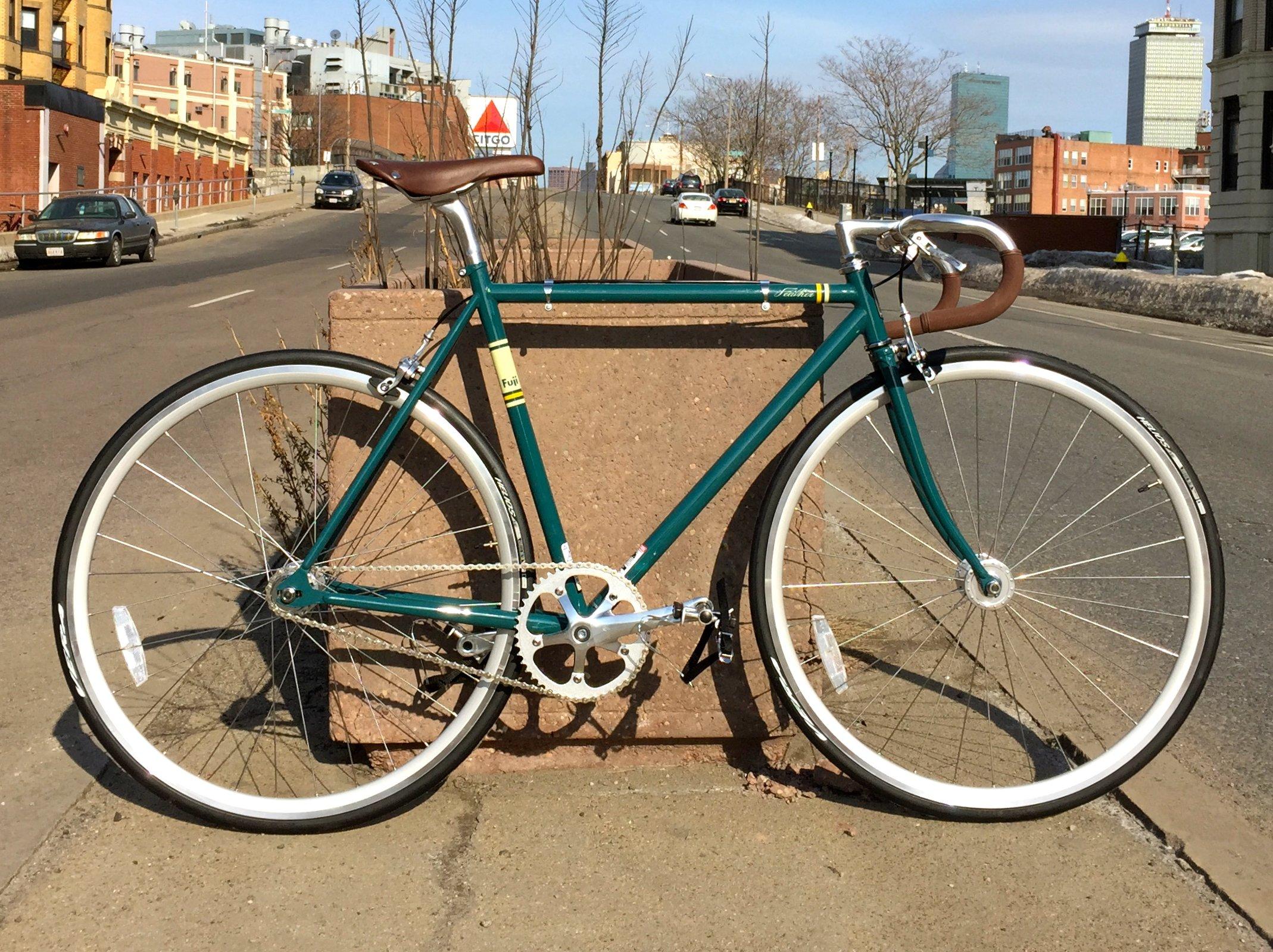 Fuji Feather – single speed bike