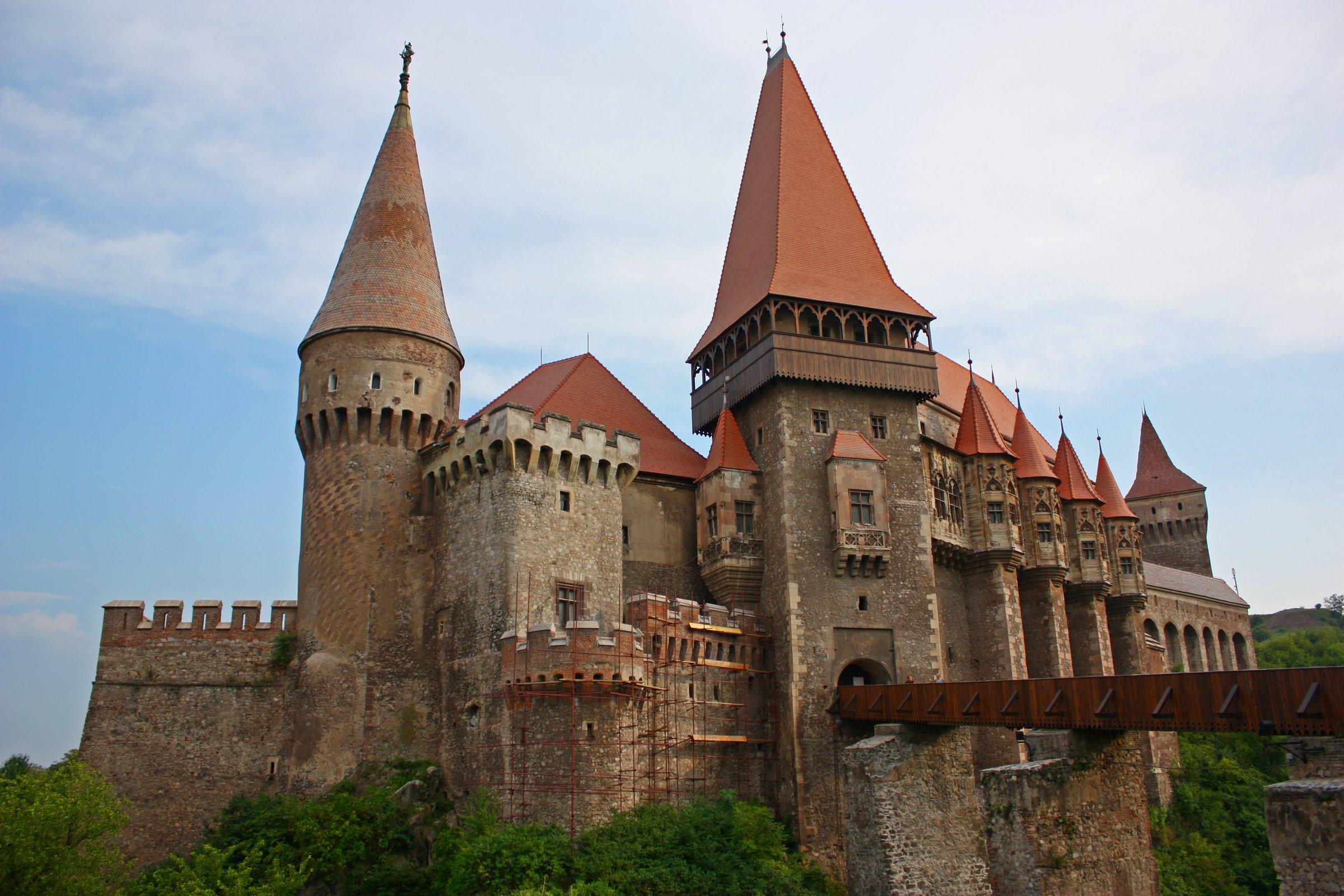 Hunedoara (Hunyad) Castle – haunted place