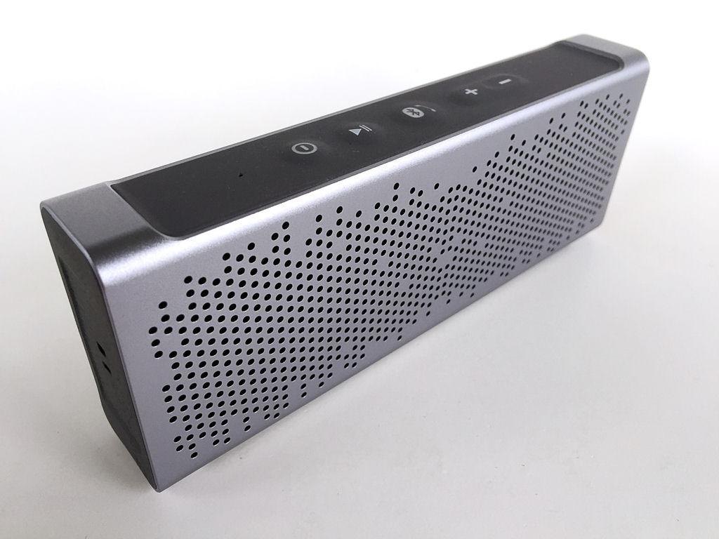Inateck Ultra-Portable Aluminum Wireless Speaker – waterproof bluetooth