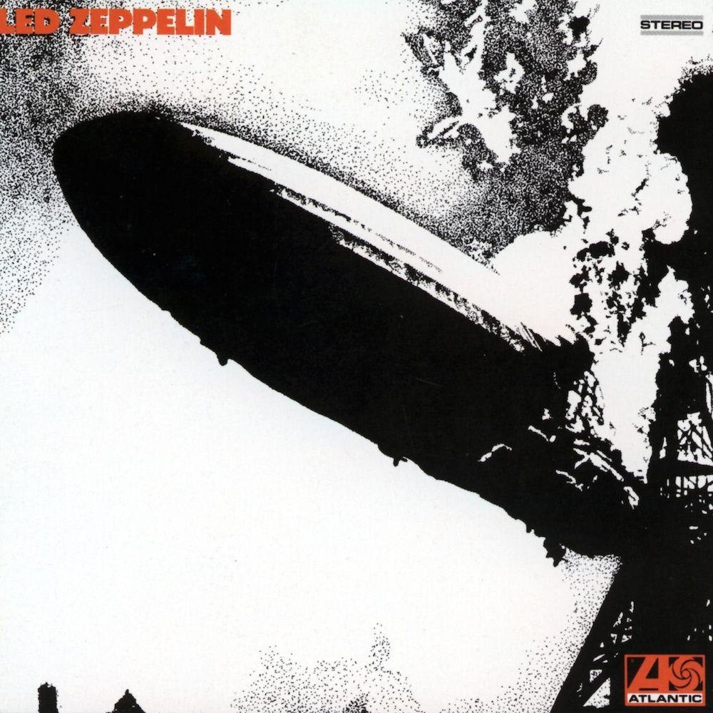 Led Zeppelin – Led Zeppelin – album cover