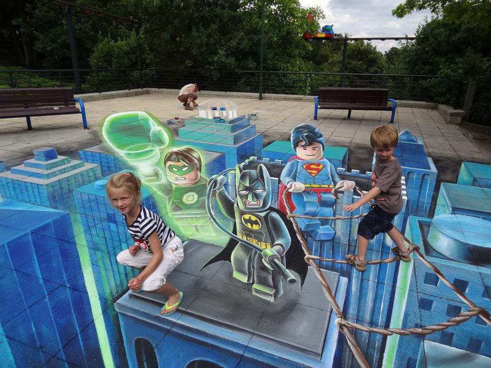 Leon Keer - 3d Sidewalk art 4