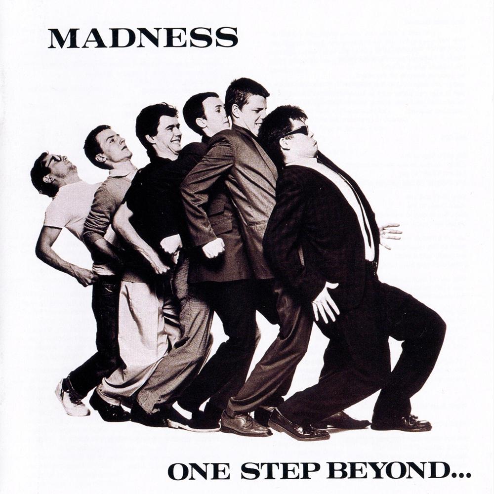 Madness – One Step Beyond – album cover