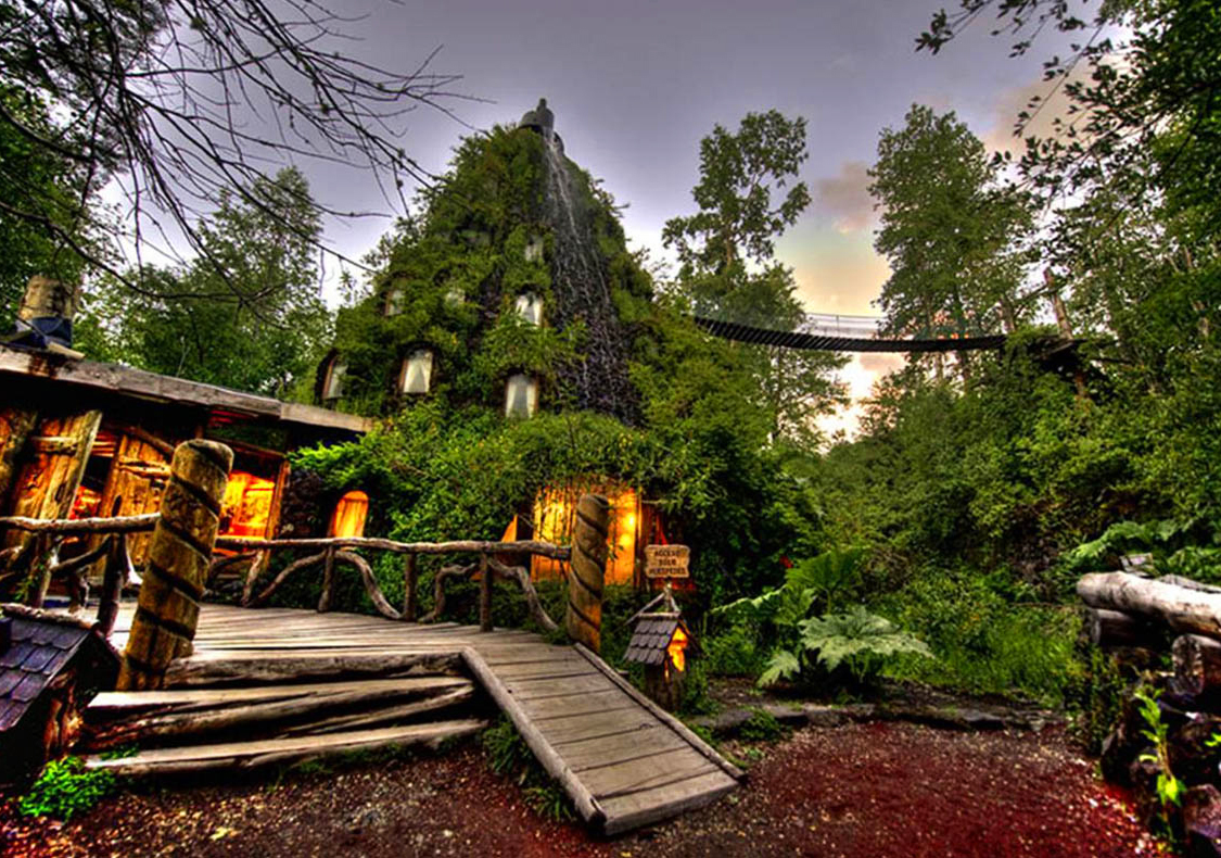 Magic Mountain Strange Hotel