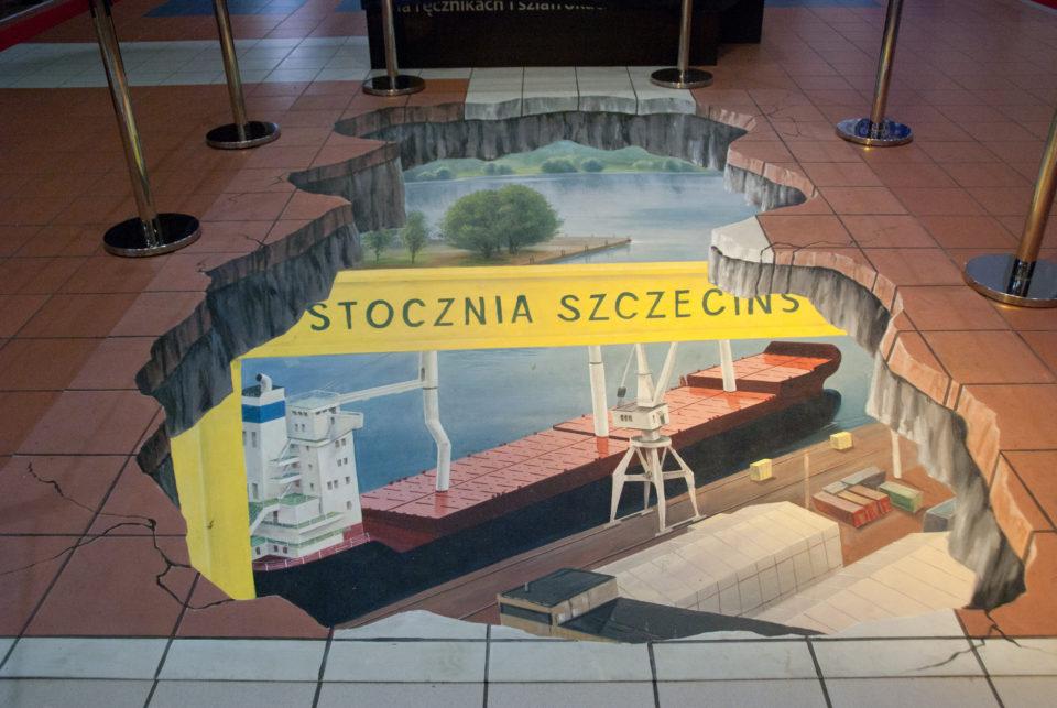 Manfred Stader - 3D sidewalk art 4