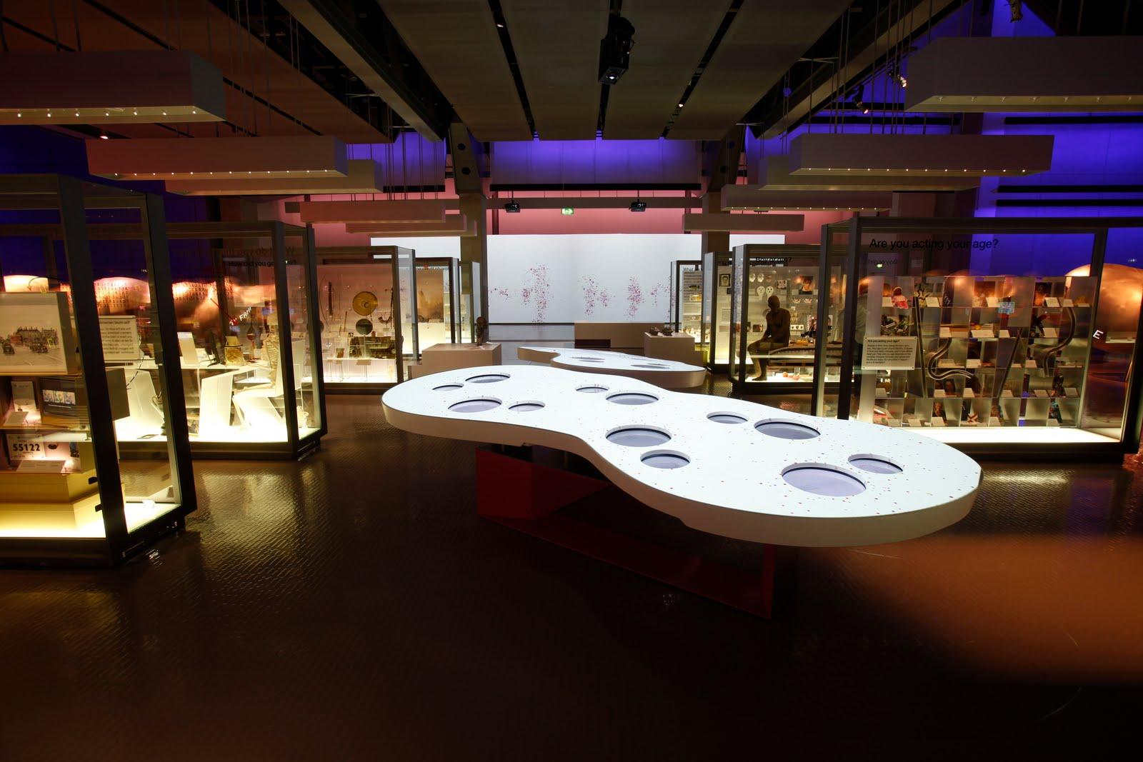 Me3 Exhibit – fun museum