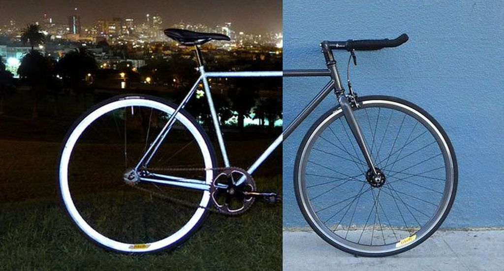 Mission Bicycle Company – Lumen with retro-reflections