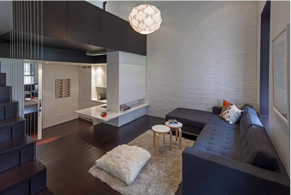 Modern Times – minimalist apartment