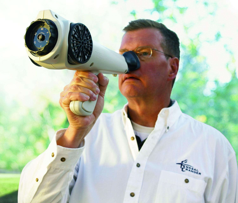 'Nasal Ranger' Smelloscope – technology