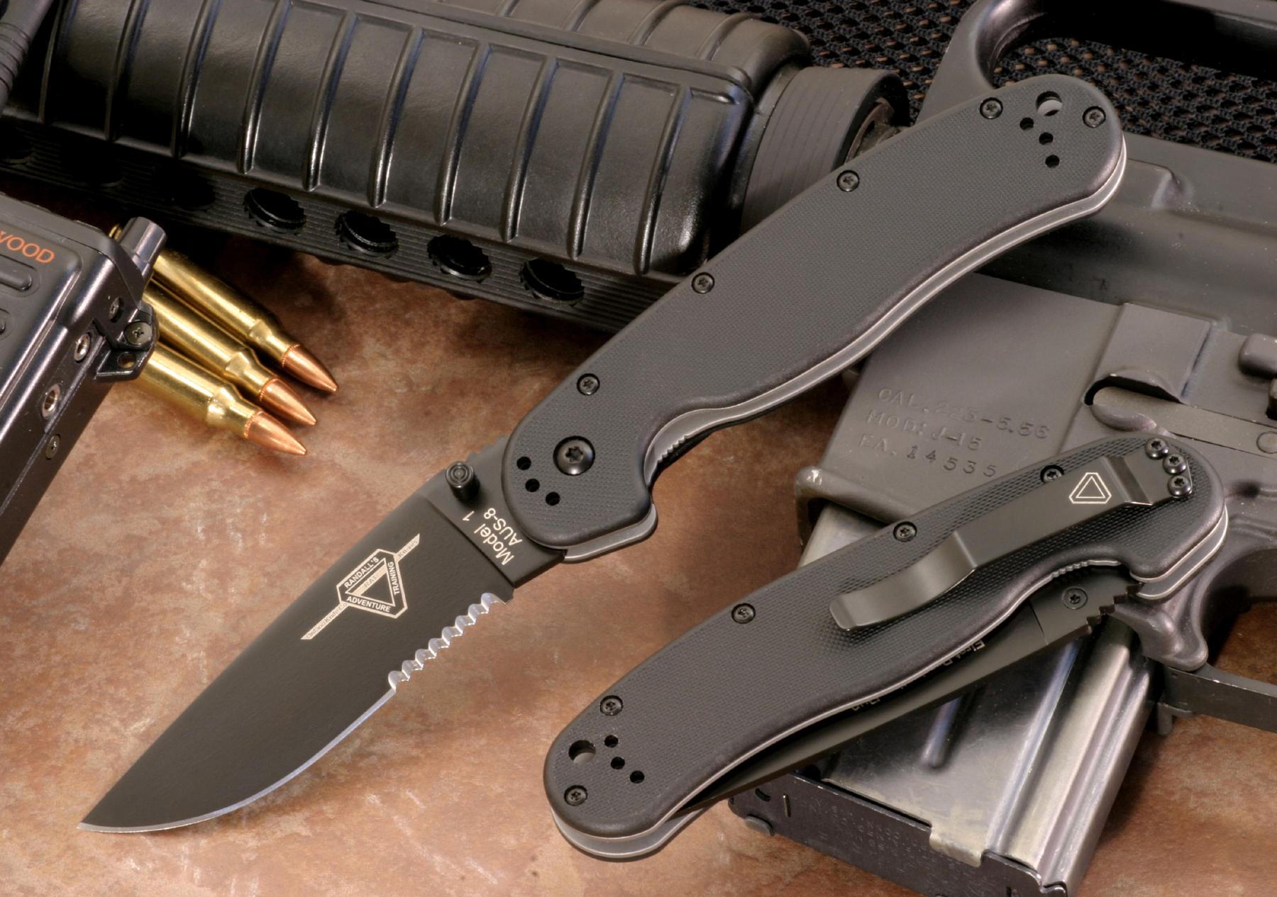 Ontario 8848 RAT – edc knife