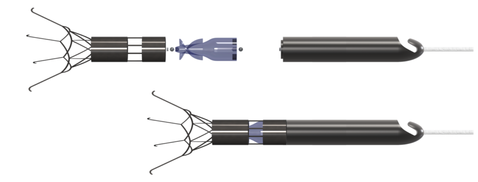 Procyrion pump medical implant