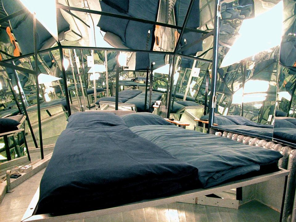 Propeller Island City Lodge Mirror Room