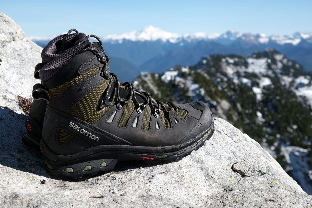 Salomon Quest 4D 2 GTX – hiking boot
