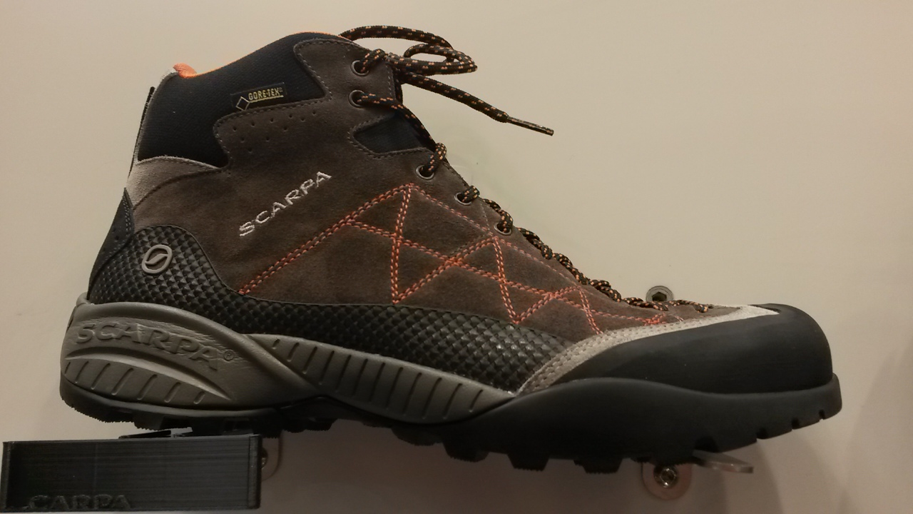 Scarpa Zen Pro Mid GTX – hiking boot