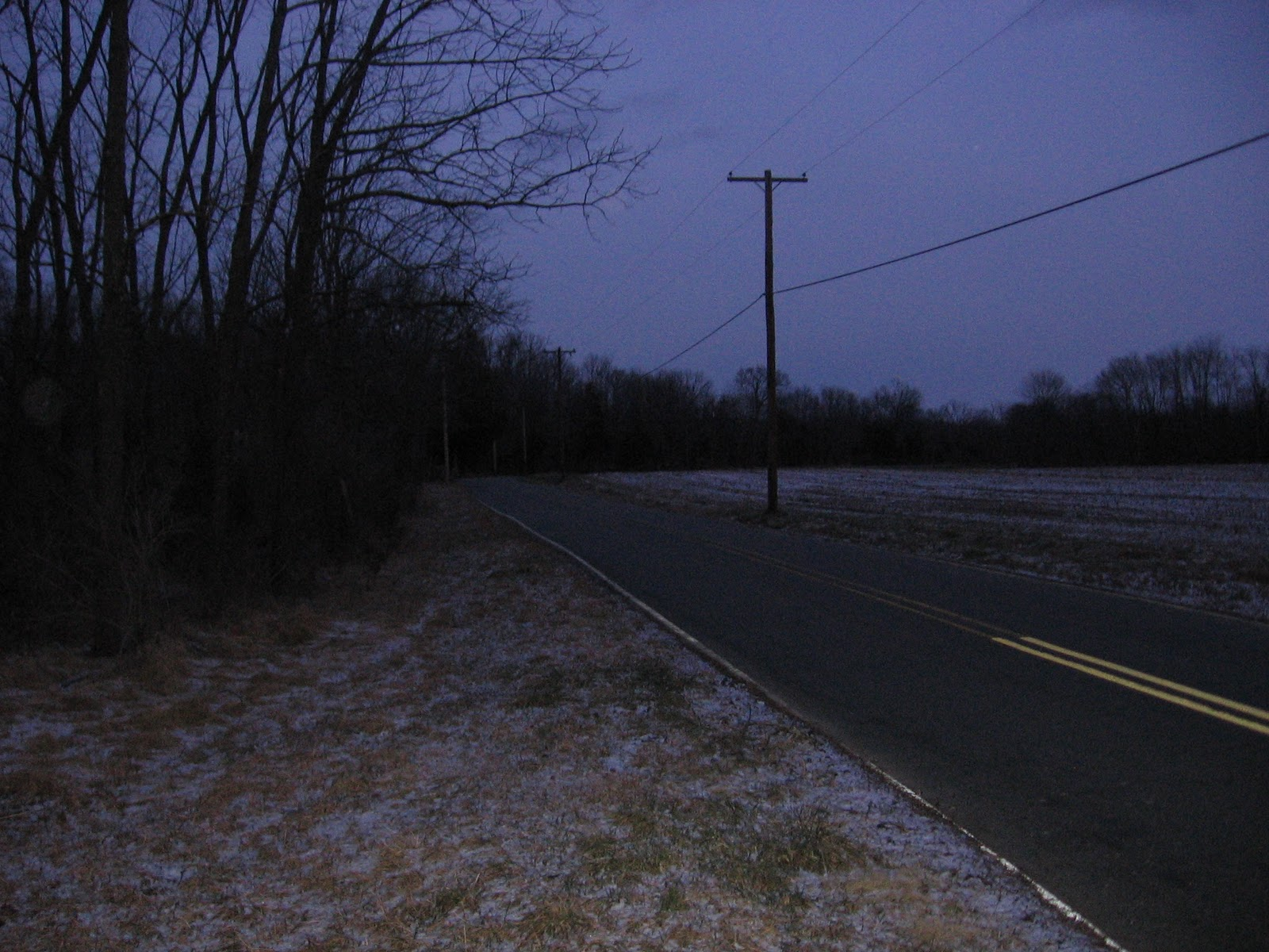Shades of Death Road – haunted place