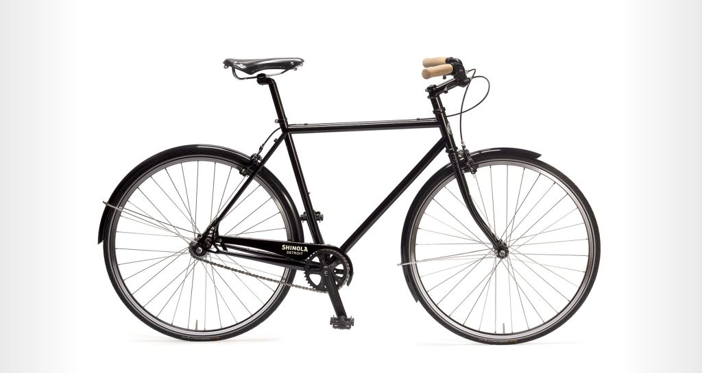 Shinola Detroit Arrow - Hand-assembled and streamlined for urban riding