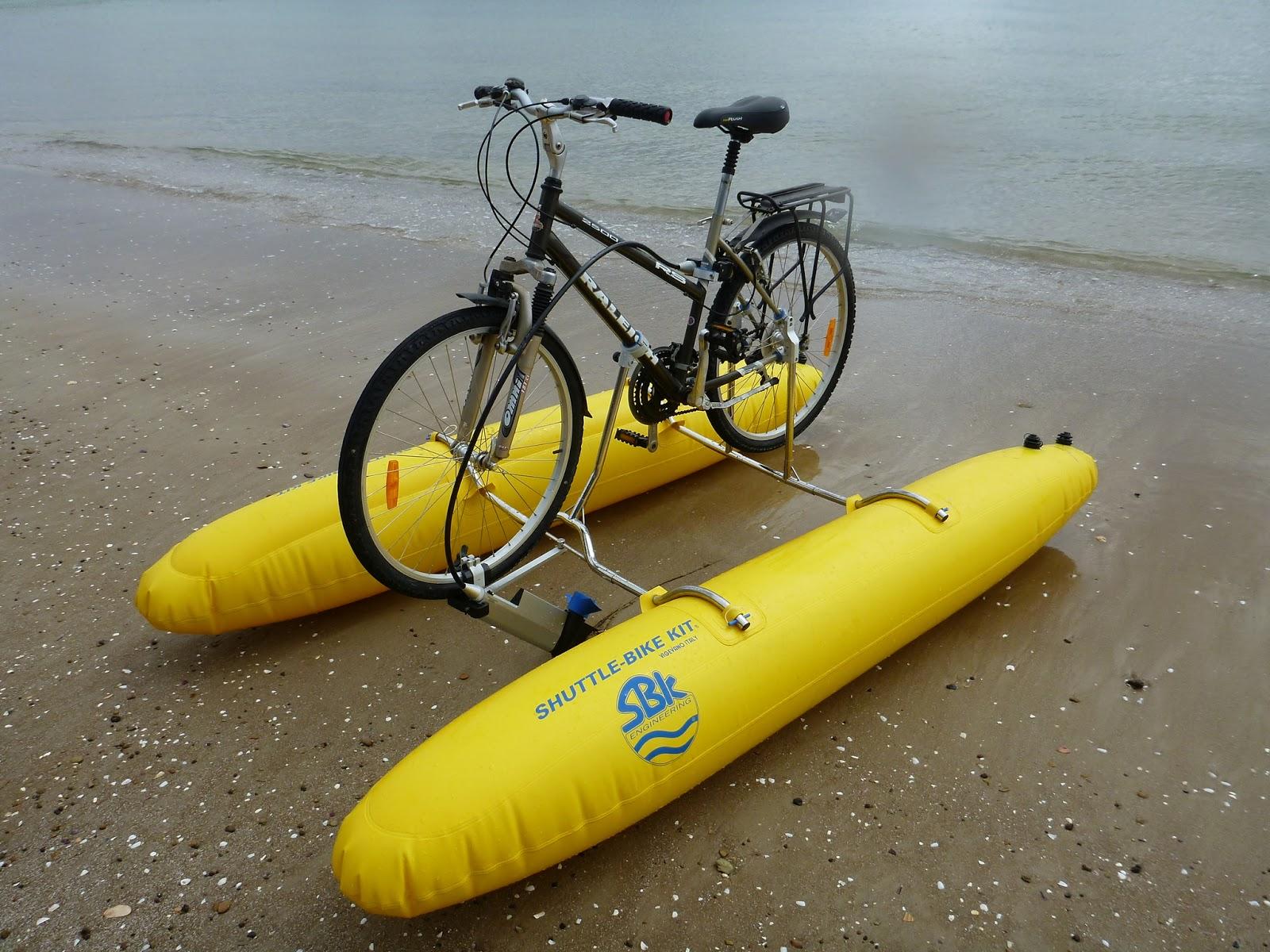 Shuttle Bike Kit – weird invention