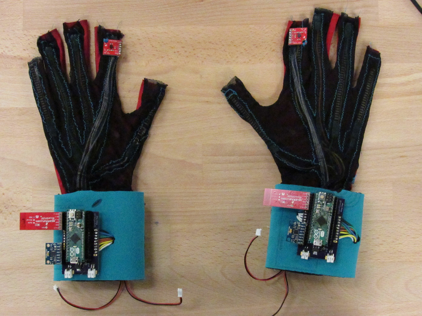 Sign-Language Translation Gloves – technology