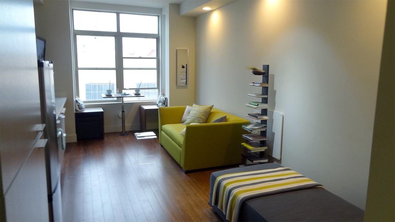 Smart Space 2 – minimalist apartment