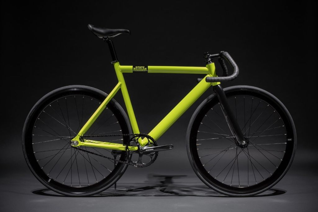 State Bicycle Co. - Black Label 6061 Fixie