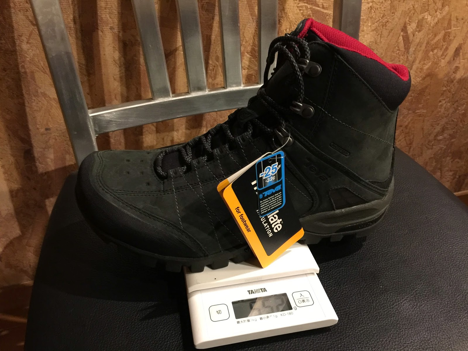 Teva Riva Winter Mid – hiking boot
