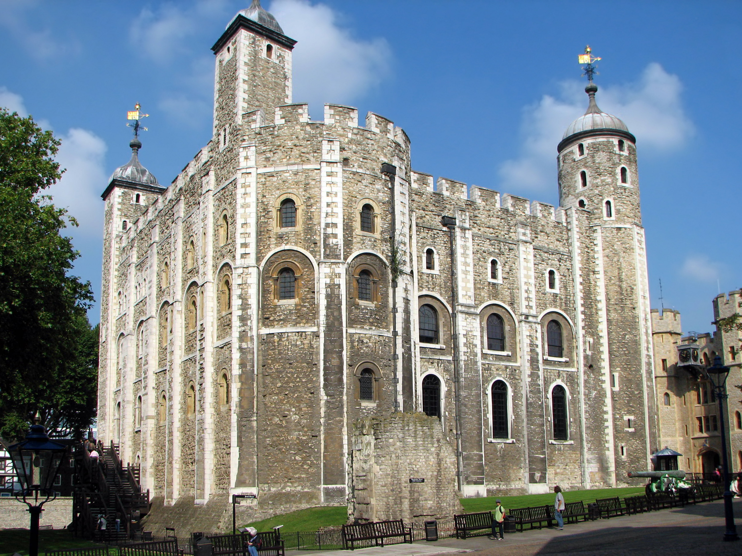 The Tower of London – haunted place