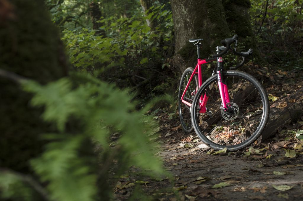 Thunderbird Cyclocross – forest ride
