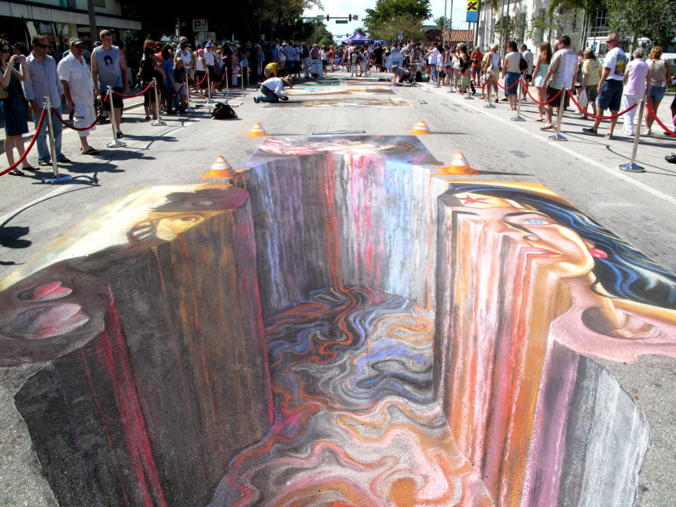 Tracy Lee Stum 3D Sidewalk art 4 960x720 Breathtaking 3D Sidewalk Art To Be Enjoyed By All