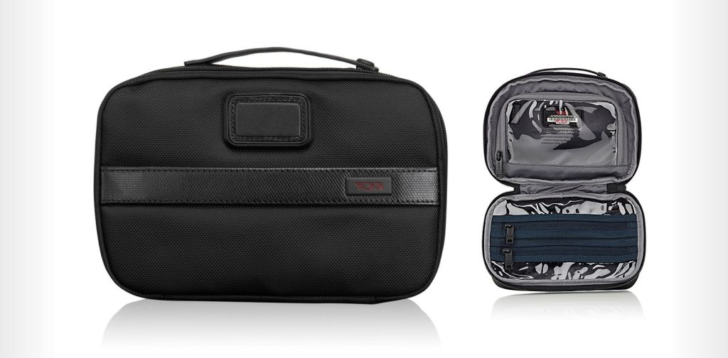 Tumi Alpha 2 Split Travel Kit – dopp kits
