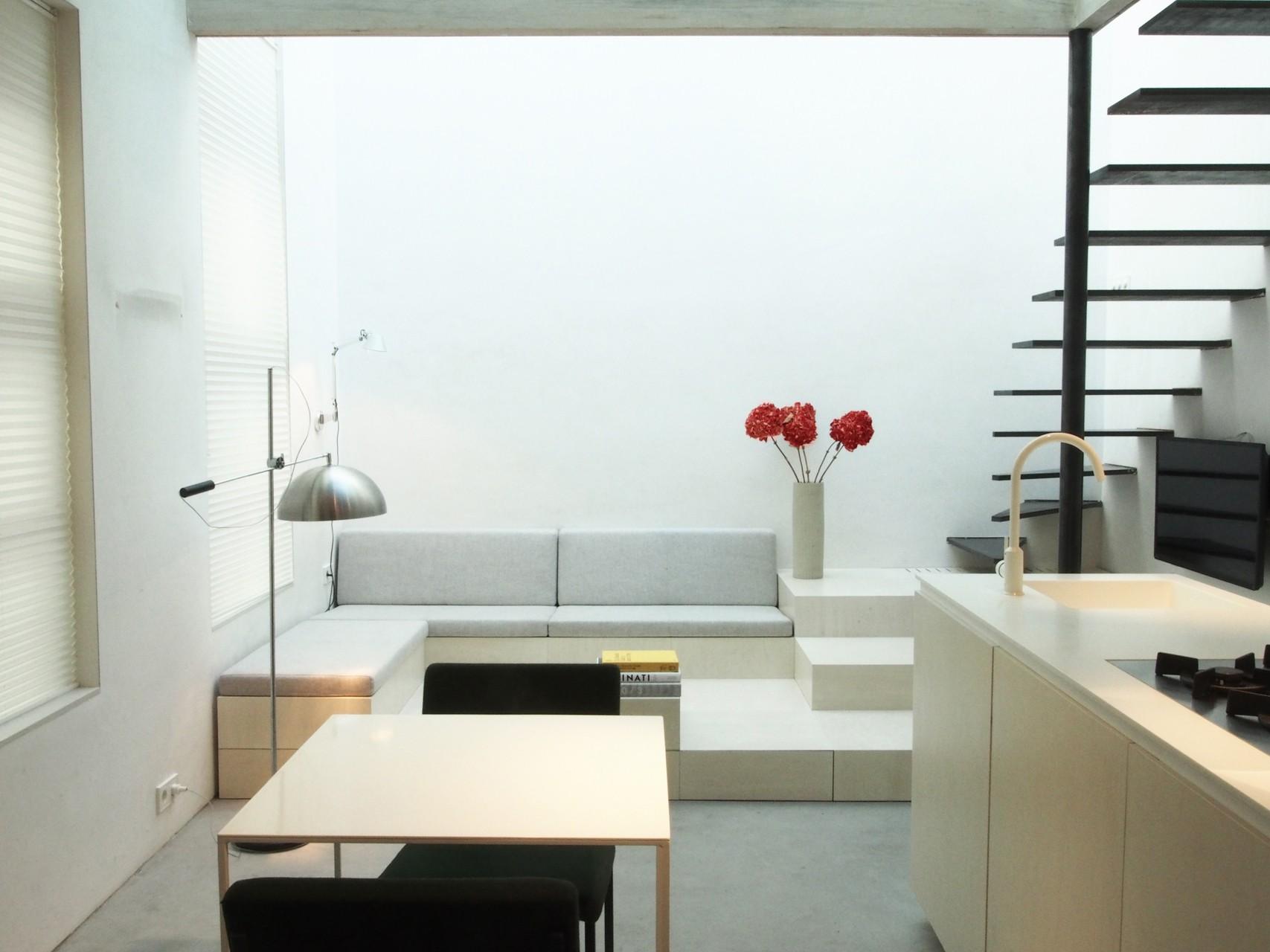 Twin Micro Apartment
