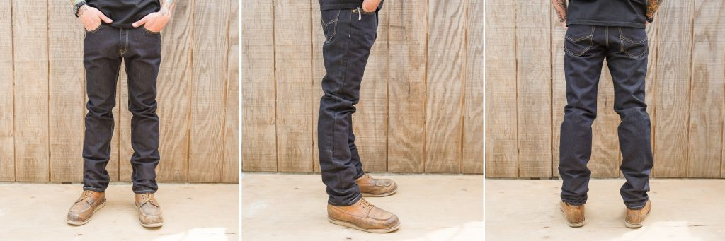Ugly Bros Echo-K Denim - Bike jeans