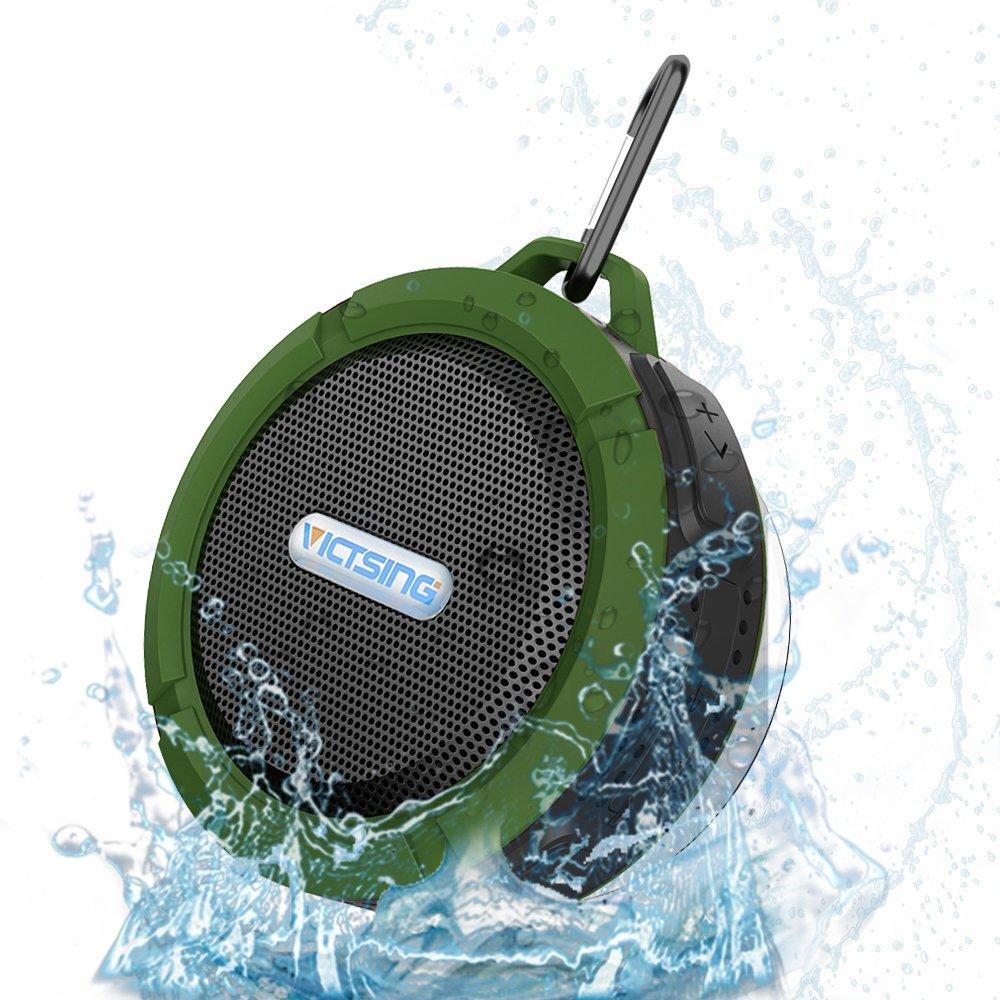 VicTsing Wireless – waterproof bluetooth speaker