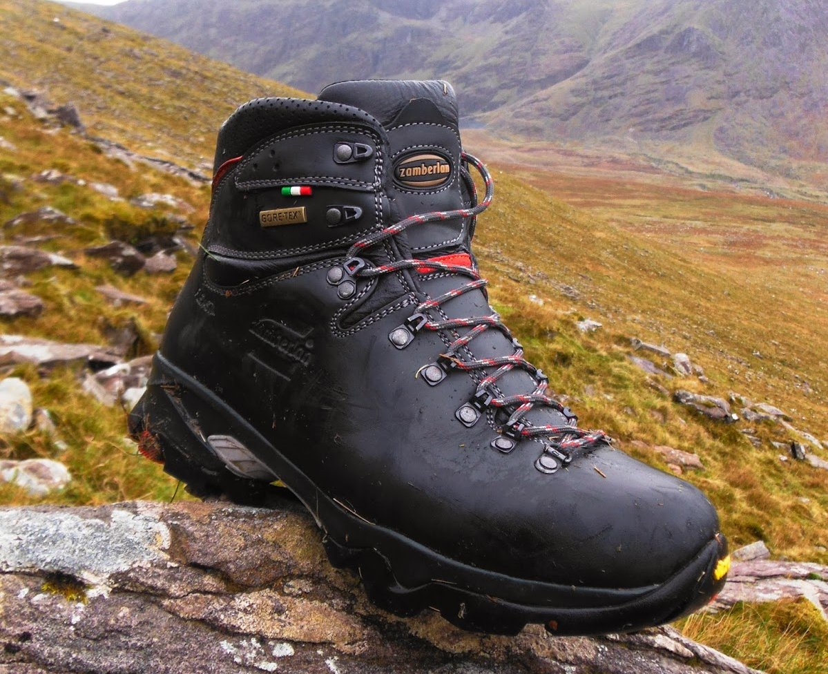 Zamberlan 996 Vioz GT – hiking boots