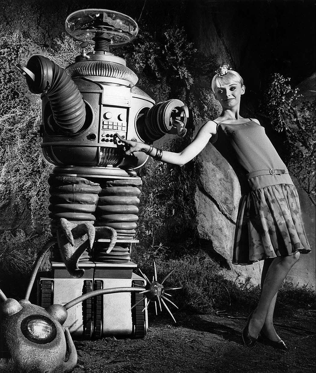 B-9 – famous robot