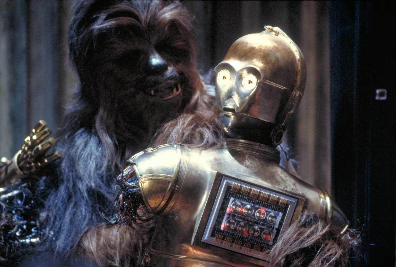 C-3PO – famous robot