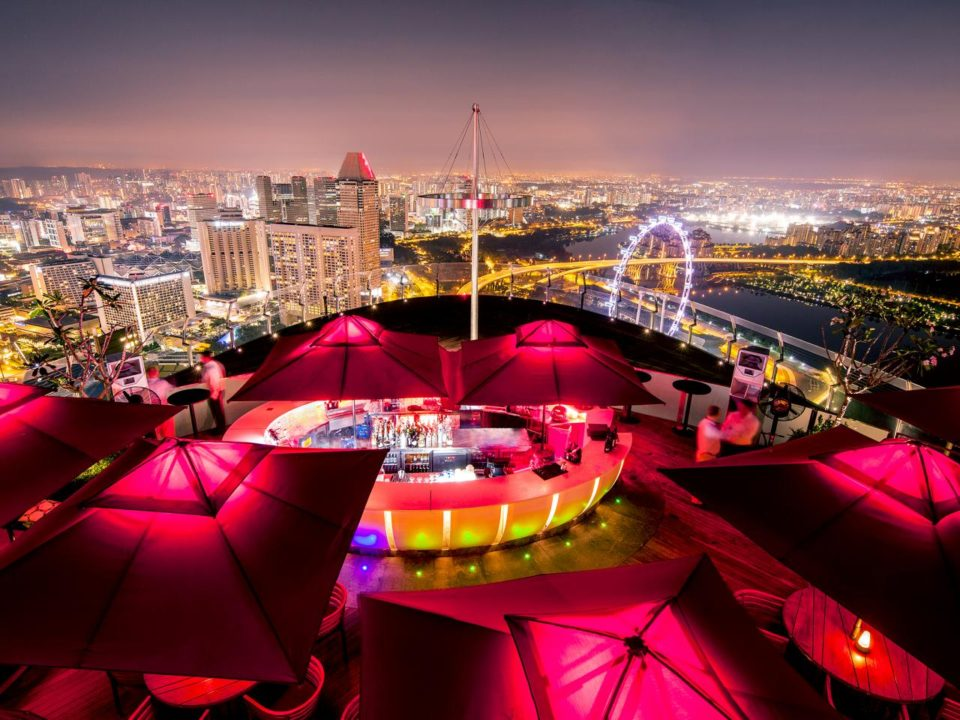 15 Rare Rooftop Views Prove Life is Better At The Top