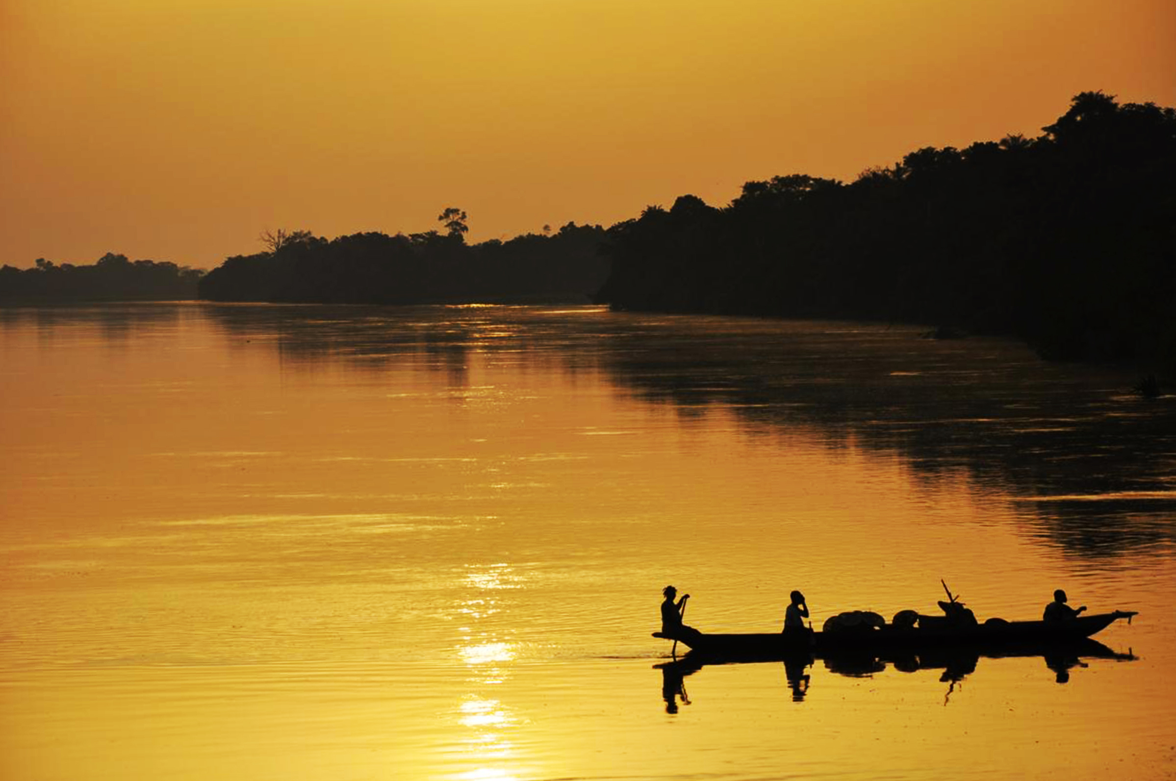 Congo – longest rivers in the world