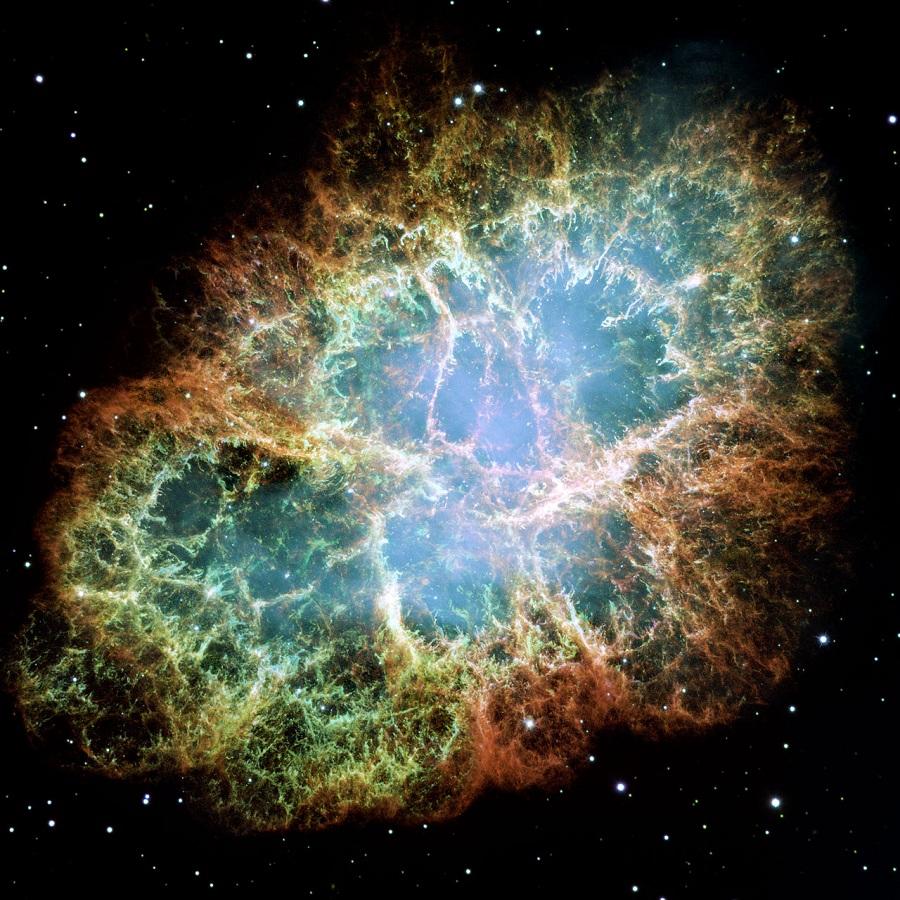 Crab Nebula.
